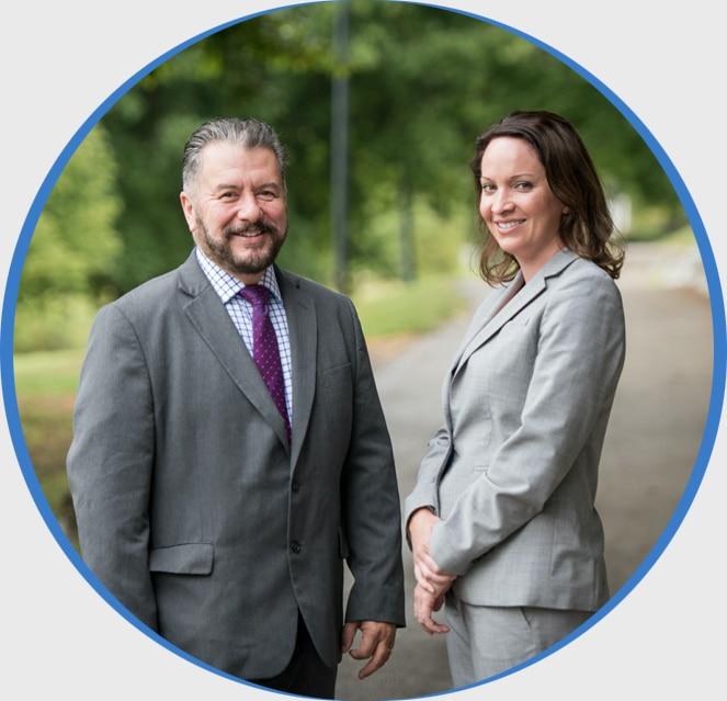 Maryville Attorneys Kevin Shepherd & Elizabeth Long