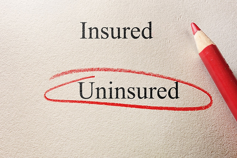 Uninsured and Underinsured Accident Lawyers