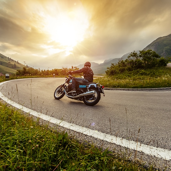 Motorcycle Accident Attorney Maryville TN