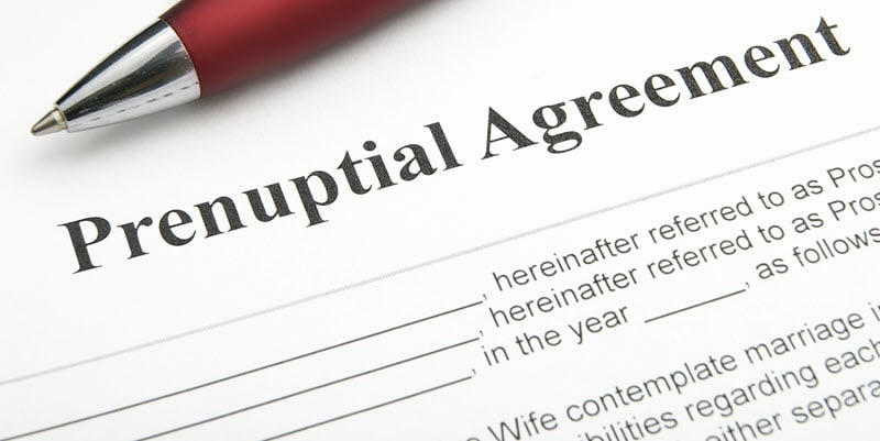 Prenuptial Agreements Tennessee